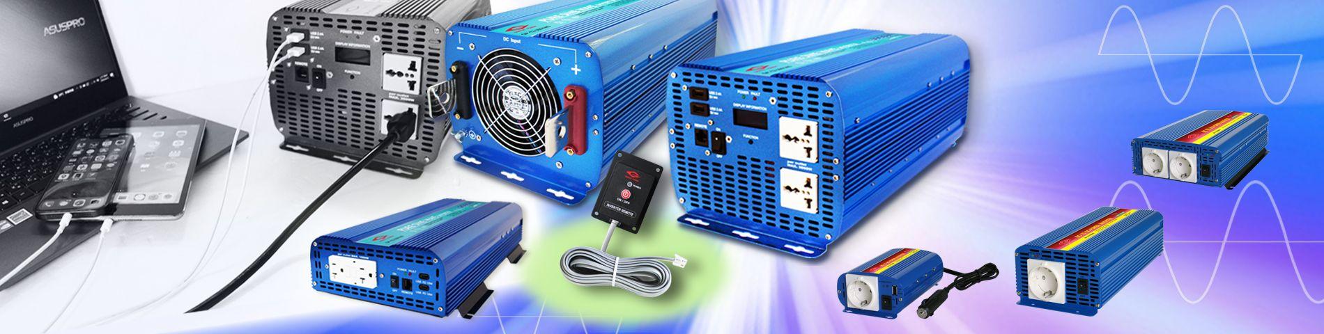 Inverter solare MPPT