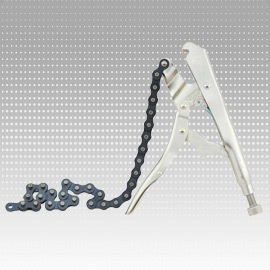 Locking Chain Clamp