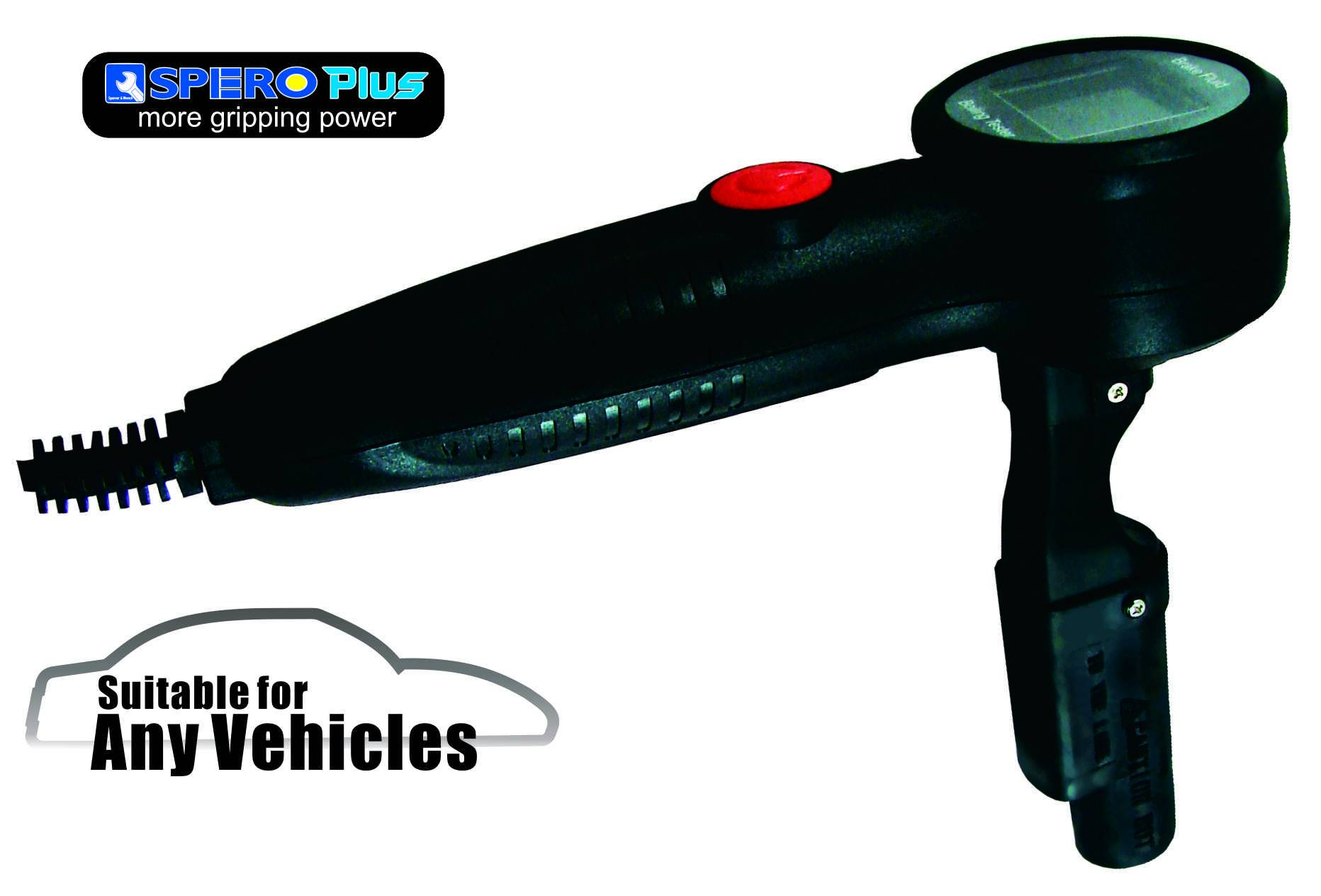 Brake Fluid Tester - Detection of brake oil containing water and disability