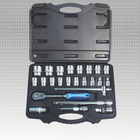 "24 PC 1/2"" DR. Socket Set"