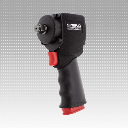"1/2"" Dr. Mini Impact Wrench (500ft-lb)"