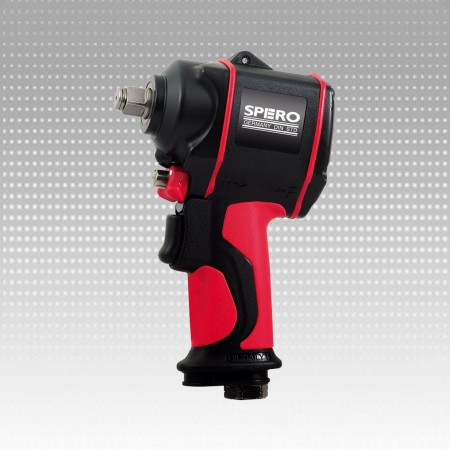 "1/2"" Dr. Mini Heavy Duty Impact Wrench (450ft-lb) - 1/2"" Dr. Mini Heavy Duty Impact Wrench (450ft-lb)"