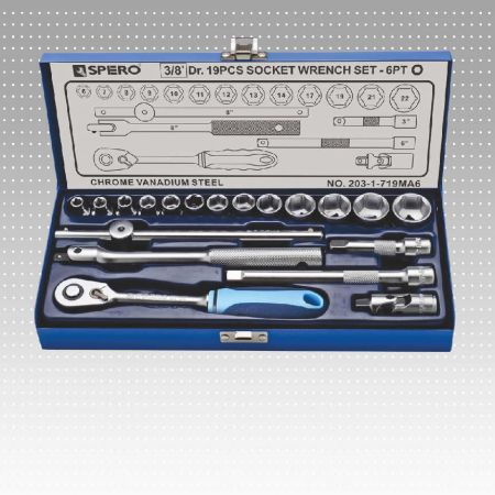 "3/8"" socket set"