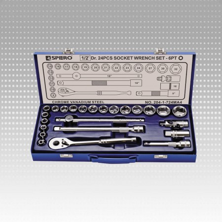 "1/2"" socket set"