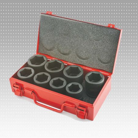 """3/4"""" & 1"""" DR. Impact Socket Set - This sieries have 3/4"""" & 1"""" DR. 2 Itemes Set show you."""