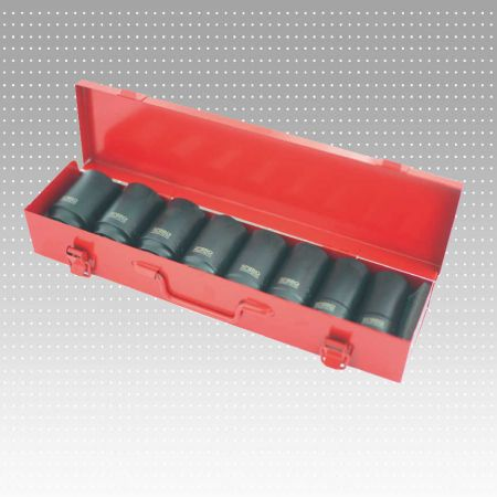 """3/4"""" & 1"""" DR. Deep Impact Socket Set - This sieries have 3/4"""" & 1"""" DR. 2 Itemes Set show you."""