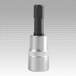 "3/8"" Dr. Hexagon Bit Socket - 3/8"" Dr. Hexagon Bit Socket"
