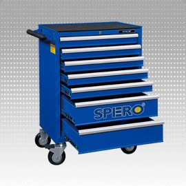 236 PC 7-Drawer Tool Trolley With Tool Set - 236 PC 7-Drawer Tool Trolley With Tool Set