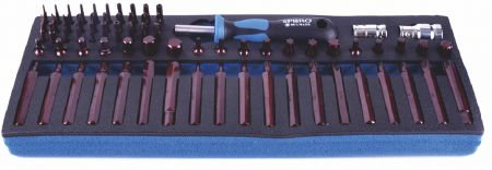 71PC BIT SOCKET SET