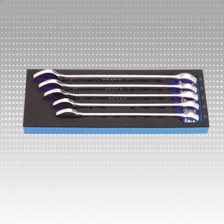 5PC COMBINATION WRENCH SET