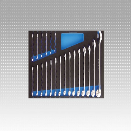 21PC COMBINATION WRENCH SET