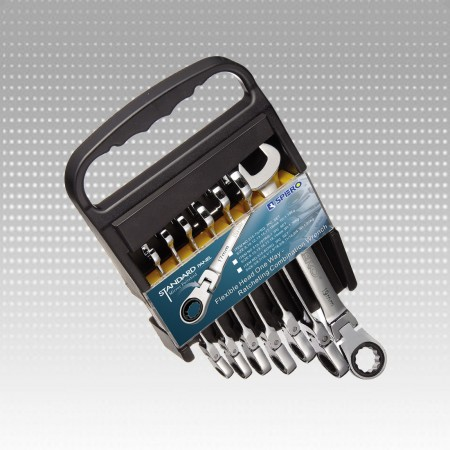 Rtcheting Wrench set