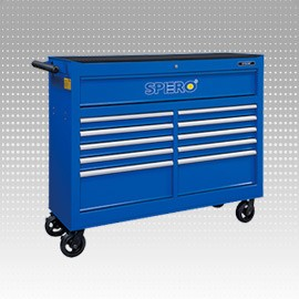 215 PCS Tool Trolley 11-Drawers - 215 PCS Tool Trolley 11-Drawers