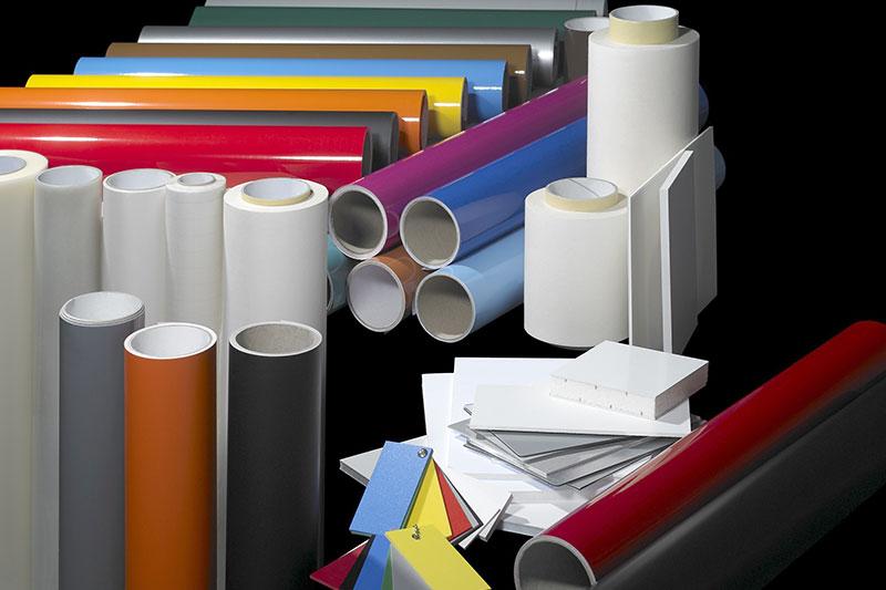 Vinyl Film Application | Surface Coating of RFID, Solar
