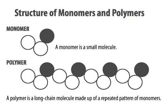 Momomer-Polymer