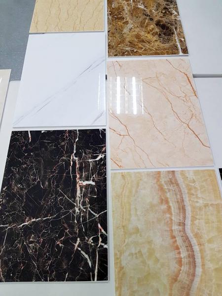 6.6.2 Mirror Anti-stretch Plastic Stone Board
