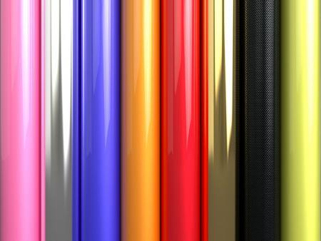 Matt Transparent Color Vinyl