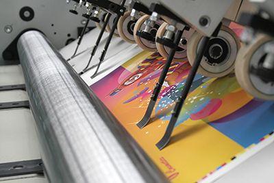 Glossy Premium Performance UV Cut Laminate Film