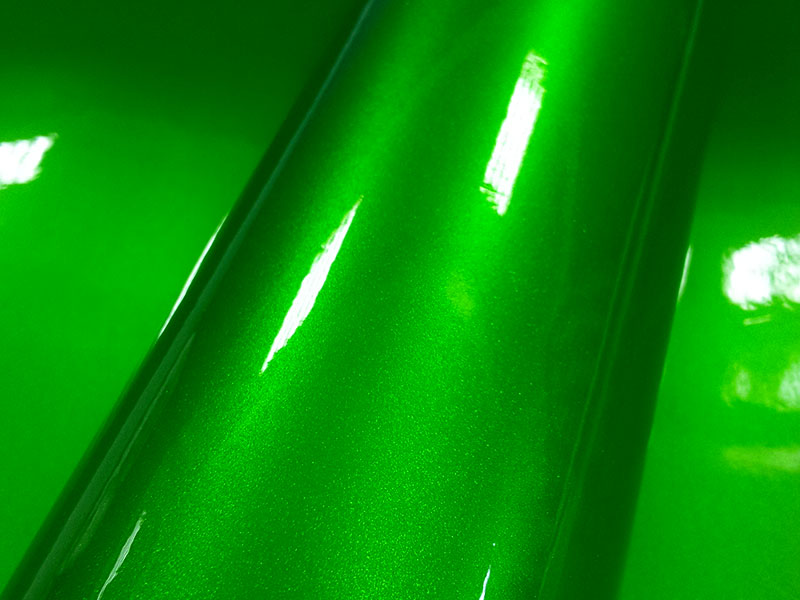Metallic Paint Film Supply Surface Coating Solutions For
