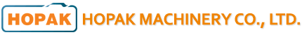 HOPAK MACHINERY CO., LTD. - Hopak Machinery - Der Anbieter von Verpackungslösungen, der beste Hersteller von Horizontal Flow Wrapper (HFFS) aus Taiwan.