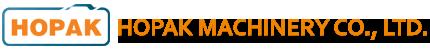 HOPAK MACHINERY CO., LTD. - Hopak Machinery- Penyedia Solusi Pengemasan, produsen Horizontal Flow Wrapper (HFFS) Terbaik dari Taiwan.