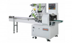Compact Horizontal Flow Wrapper - Compact Horizontal Flow Wrapper