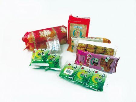 Lebensmittelverpackungsmaschine - Lebensmittelverpackungsmaschine