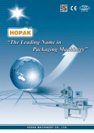Hopak Machinery General Catalog Cover