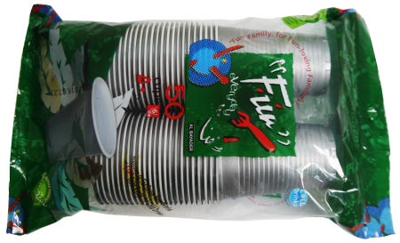 Plastic Cups Packaging Machine