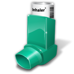 Asthma Inhaler Packaging