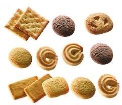 Máquina de embalagem de biscoitos