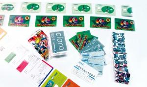 Máquina de embalaje de tarjetas