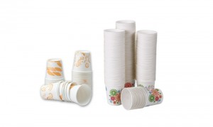 Plastic Cups Packaging