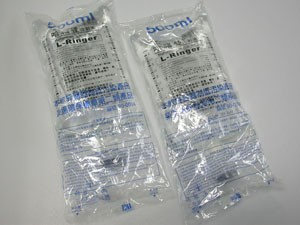 Infusion Bag Packaging