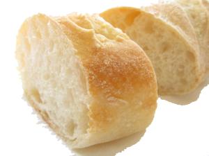Máquina de envasado de pan francés en rodajas