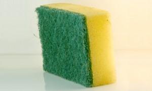 Машина для чистки / упаковки губчатых подушек - Подушечки для мытья посуды