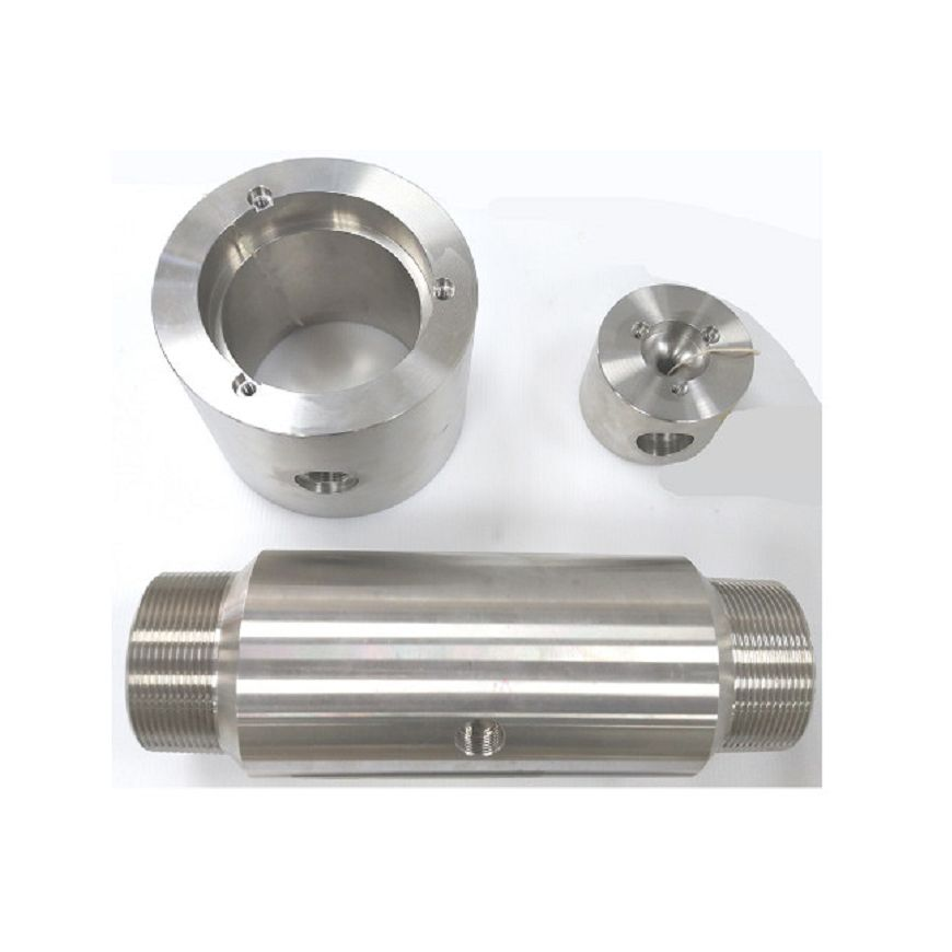 Metal parts for fluid control in customer specifications