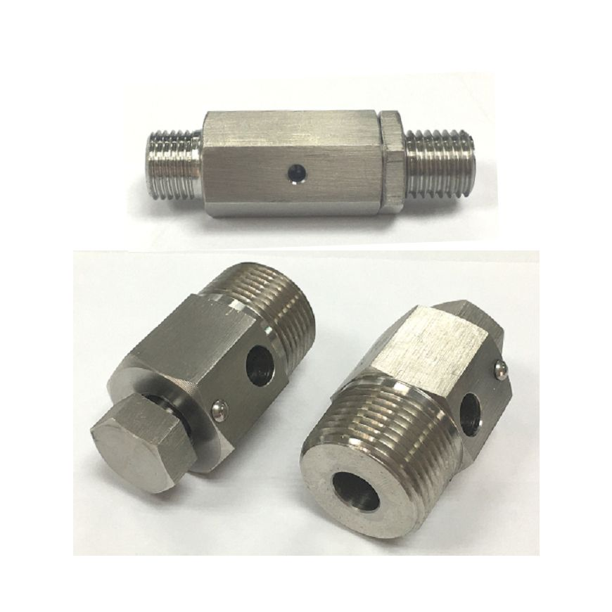 Pressure relief valves for engery and industrial applications