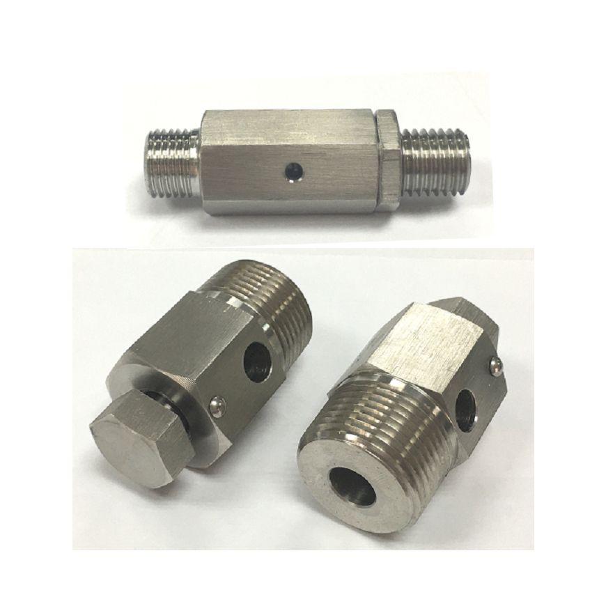 Engery ve endüstriyel uygulamalar için basınç tahliye vanaları