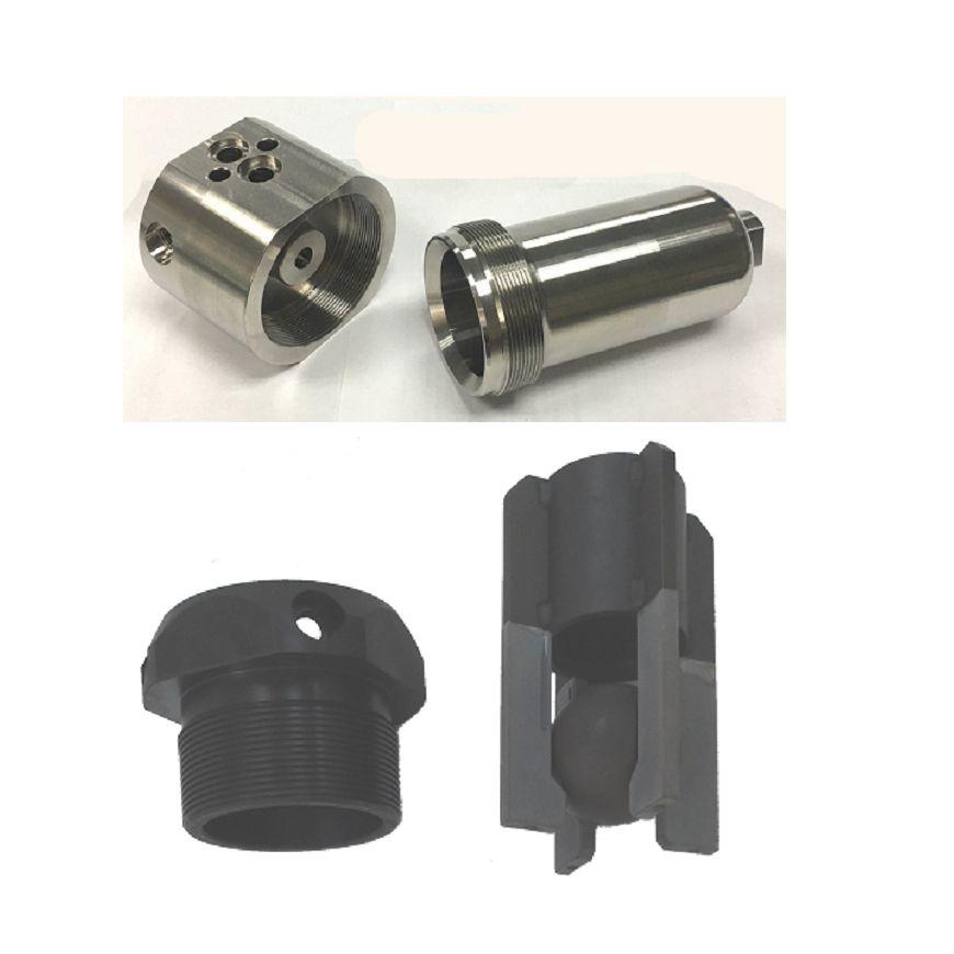 Teamco Provides Diversified Custom Metal parts
