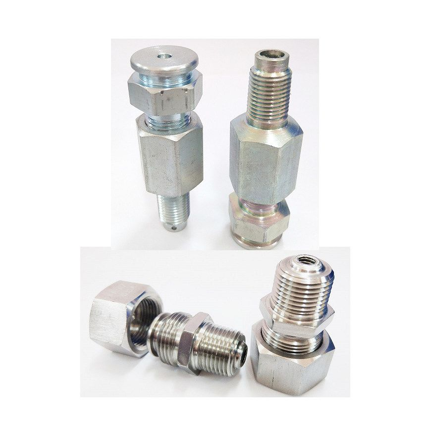 Custom Valve Fittings fit Pipeline Lubrication and Pressure Control Applications