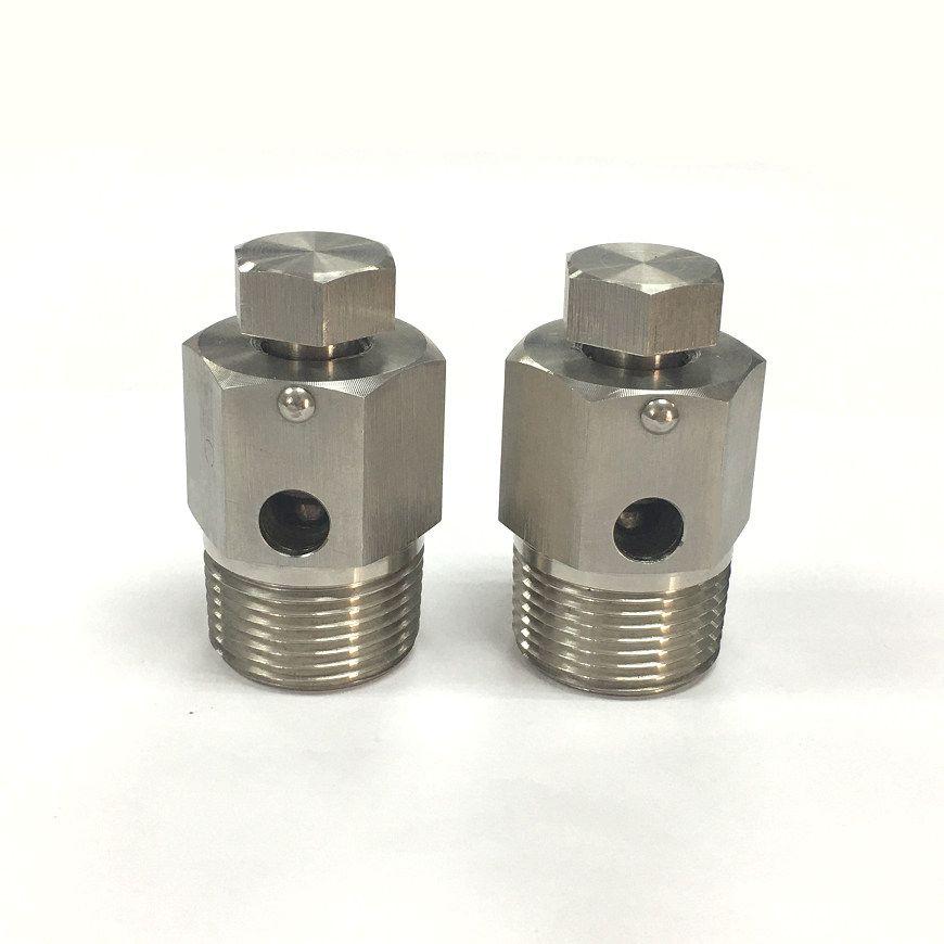 Pressure Relief Valve - Custom Pressure Relief Valve used in Oil&Gas Segment