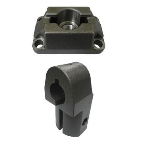 Carbon Steel Castings - We provide machined castings include required surface treatments
