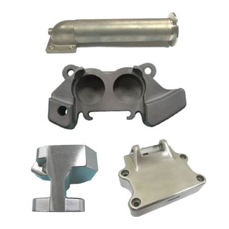 Custom Industrial Precision Machined Metal Castings - Teamco produces various custom castings