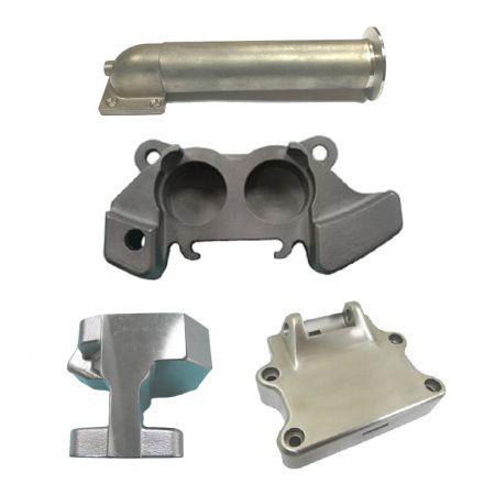 Özel Endüstriyel Hassas İşlenmiş Metal Dökümler - Teamco çeşitli özel dökümler üretir