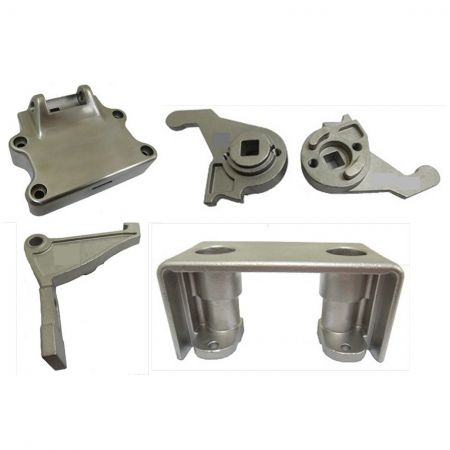 Stainless Steel Castings - Teamco produces various custom castings