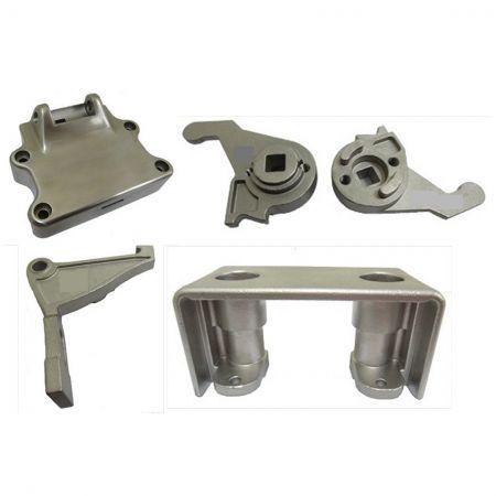 Paslanmaz Çelik Dökümler - Teamco çeşitli özel dökümler üretir