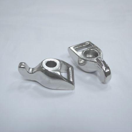 Custom Metal Part Bright Chrome Plated