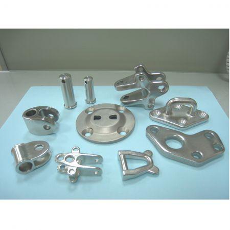 Various Custom Marine Hardware