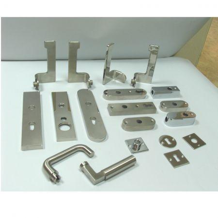 Various Custom Building Hardware